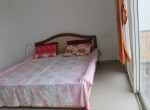 Bedroom of 3BHK Flat in Life Republic