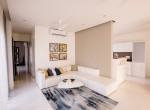 Living Room of 2BHk and 3BHK flat Runal Gateway at Ravet