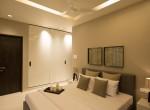 Master Bedroom of 2BHk Runal Gateway at Ravet