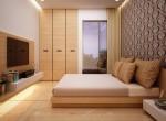 1BHK Ensaar Nagpur Bedroom