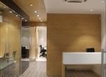 Commercial Office space on rent in Hinjewadi near wakad bridge reception area