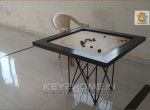 Resale 2 bhk Wakad Wisteriaa Amenities carom Board