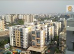 Resale 2 bhk Wakad Wisteriaa Road view from balcony